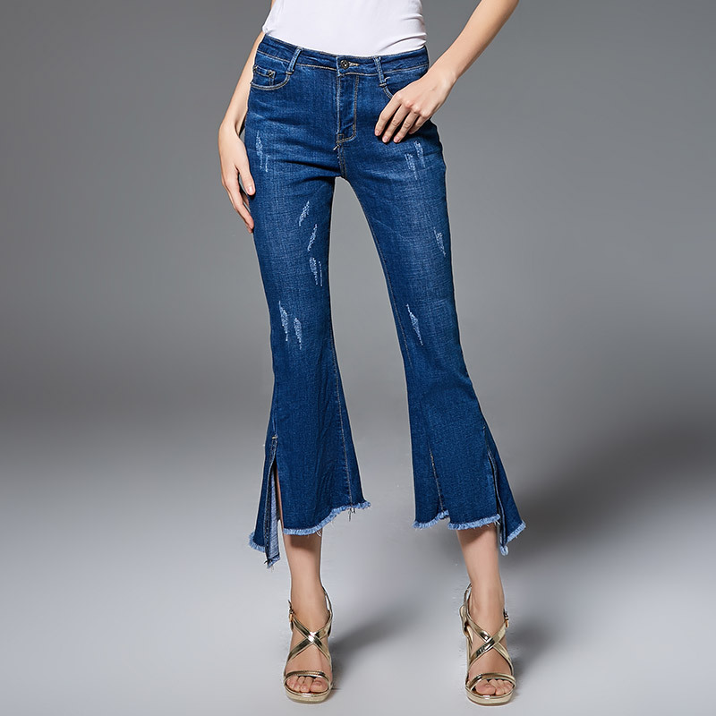 Compare Prices on Plus Size Wide Leg Jeans- Online Shopping/Buy ...