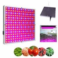 225 LED Grow panel Light Plant seed Growing Lamps Lighting red blue Lamps For Greenhouse Hydro Veg indoor cultivo Room House