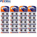 AG13 G13 LR44 A76 1.5V 145mAh  Akaline Button Cell Battery in 40pcs (10pcs/card*4)  retailing package for watch, toy, calculator