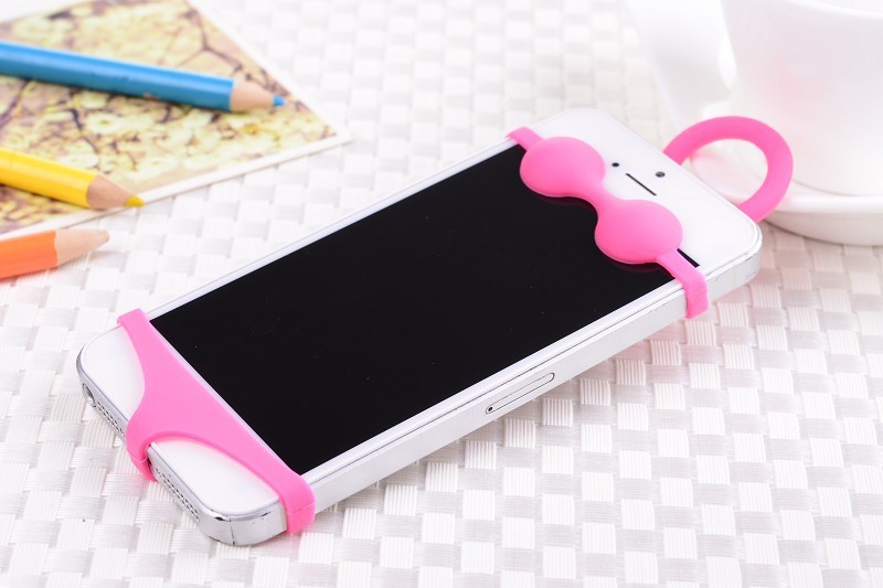 Iphone 4 Cases For Girls Bikini Style Girl Climbing Button Carabiner Silicone Case