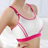 Fashion Strappy Bra Stretch Push Up Bra Padded Bra Breathable Women Bra
