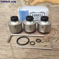 HAKU VENNA V2 rda атомайзер внизу заполняющий бак 316 из нержавеющей стали 22 мм Диаметр бака для 510 резьбовой боксмод электронная сигарета испарител...