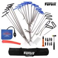 PDR tools Dent Repair pump wedge Tools Rubber Hammer Tap Down Pen Dent Hail Removal Repair Tools Hook Tools Push Rod hand set