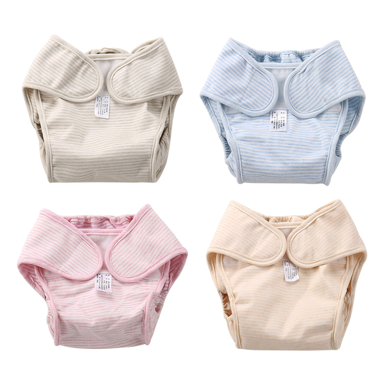 Portable Infant Travel Pattern Changing Pad Bag Diapering Waterproof Diapers Reusable Washable Nappies Training Pants