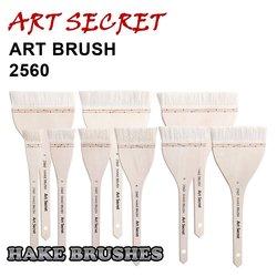 2560 высокое качество козья шерсть деревянная ручка медная проволока витая художественная кисть для рисования акварелью