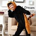 Gratis pp Niños Encantadores Chippy Chipmunk Unisex Niños jumpsuit Pijamas Anime Cosplay Costume Onesie