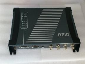 3m R2000 Four-channel Segregate Reader Uhf rfid reader module EPC Global  Class 1 Gen2 protocal 4pcs uhf antenna