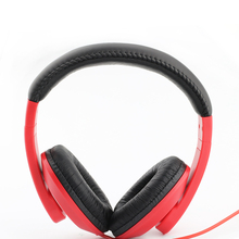 3.5mm Headset Wired Headphone Audio For Computer Media Player Head Wearing Headphones Portable Sport Headset Wholesale