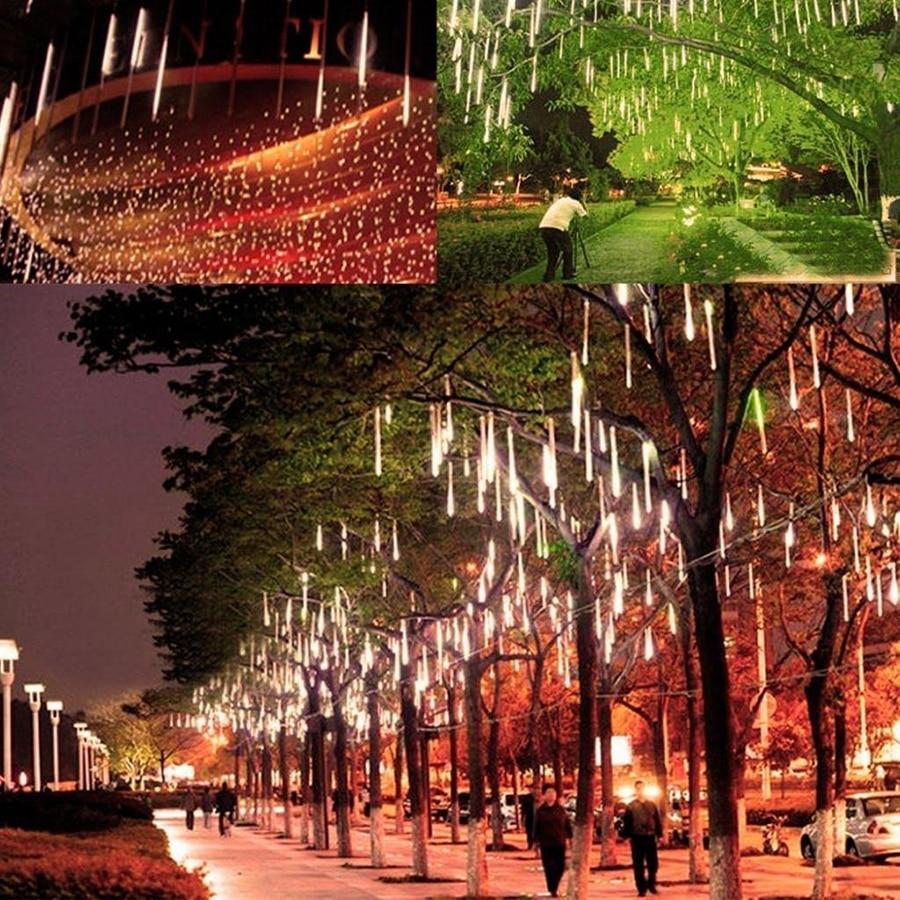 Водонепроникні святкові вогні 30см - Святкове освітлення - фото 6
