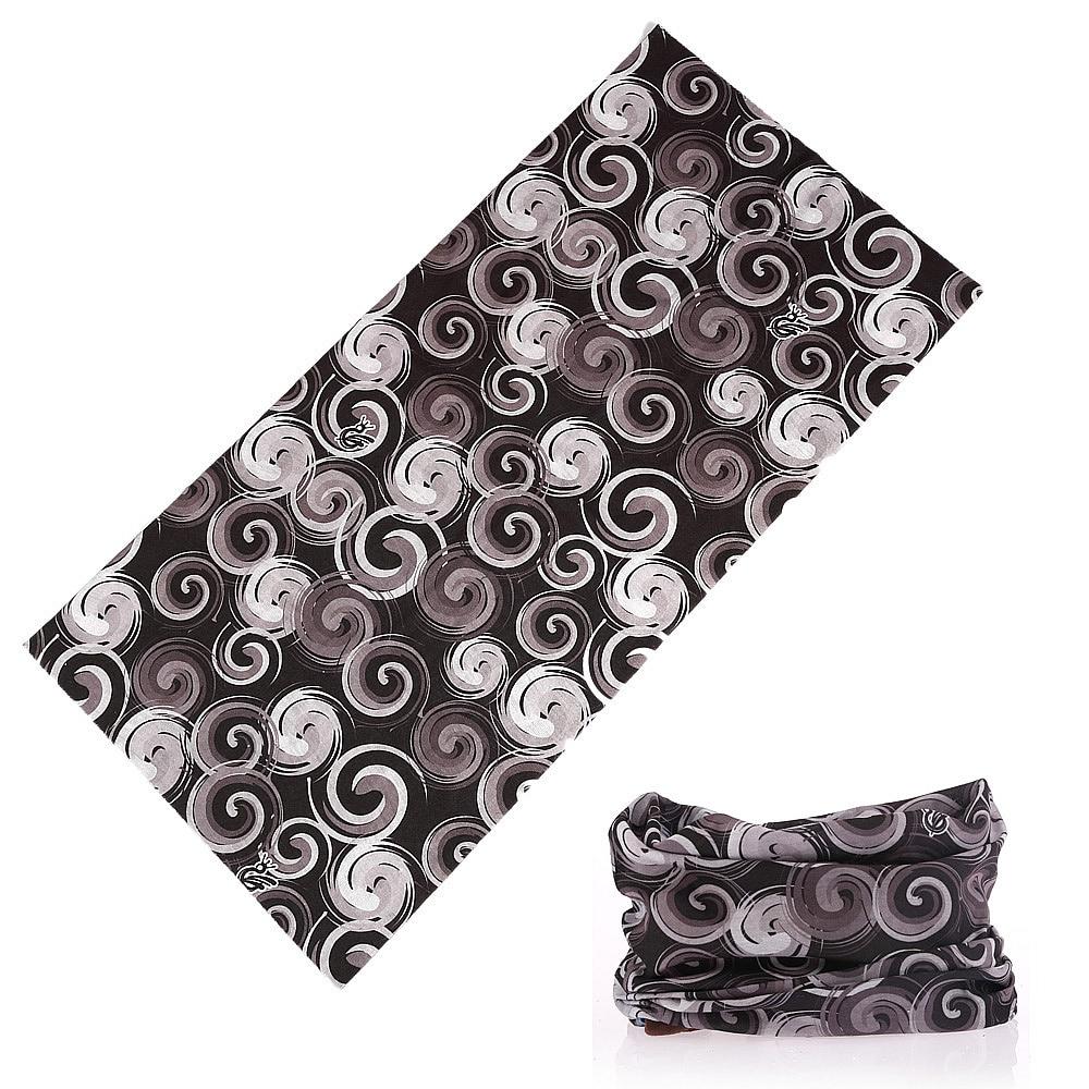 Bandana Custom Multifunctional Hijab-Neck Striped-Tube Magic-Rainbow Wholesale Women