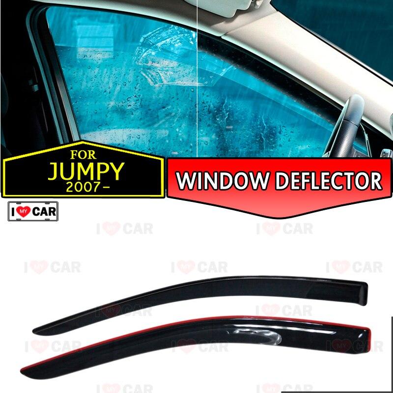 نافذة منحرف لسيتروين ثاب 2007-نافذة السيارة منحرف الرياح الحرس تنفيس الشمس المطر قناع غطاء سيارة التصميم