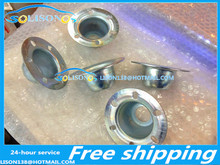 Motorcycle exhaust triangle modified adapter round the clock Free Shipping 1 pieces/lot