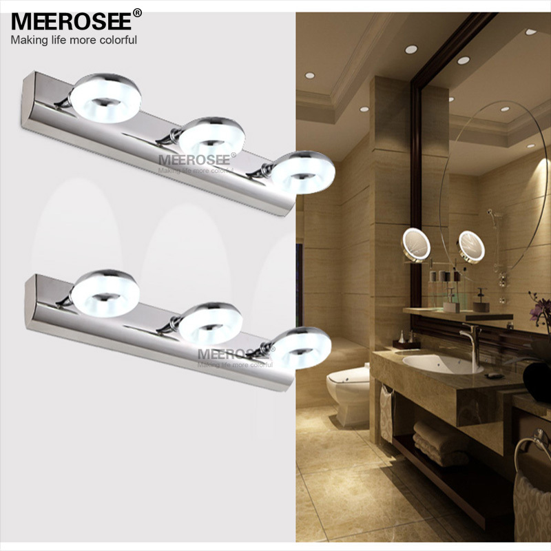 Genial lamparas para espejo de ba o im genes lamparas de - Eroski iluminacion ...