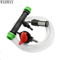 Wxrwxy Venturi Fertilizer Injector 3 4 Male 1 2 Irrigation Venturi Automatic Fertilizer Syringe Water Pipe