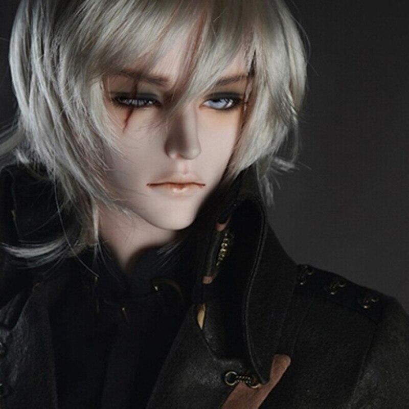 Free shipping hyperon Scar Hunter Vampire idealian id72 supergem bjd sd doll