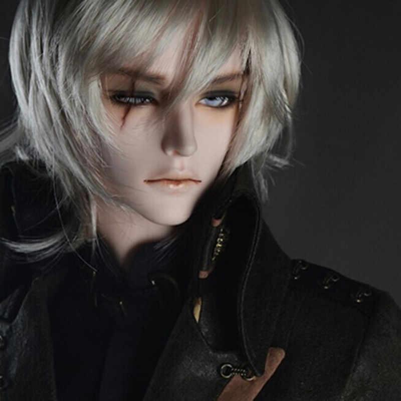 Hyperon шрам Охотник вампир idealian id72 supergem bjd sd кукла Бесплатный окуляр продвинутая Смола Бесплатная доставка