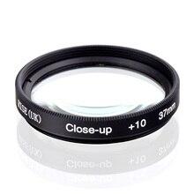 RISE (UK) 37mm Macro gros plan + 10 gros plan filtre pour tous les appareils photo numériques reflex numériques objectif 37MM