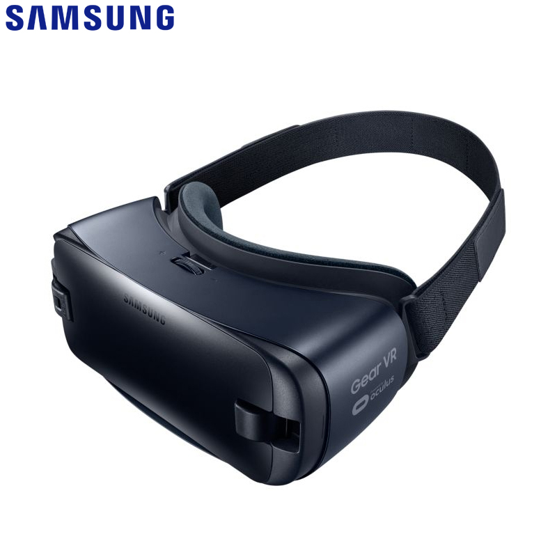 SAMSUNG Gear VR 4.0 VR Glasses Virtual Reality for Samsung Galaxy S9 3D Box S9 Plus S8 S8 + Note 7 Note 5 S7 S7 Edge купить недорого в Москве