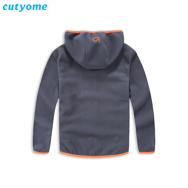d9eef34e62ec Cutyome Children Windbreaker Jackets 2017 Winter Soft Shell Hoodies ...