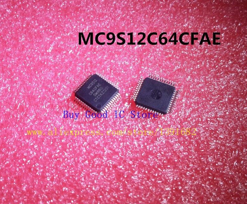 MC9S12C64 MC9S12C64CFAE 9S12C64 48-LQFP 5 PCS/LOT Livraison Gratuite