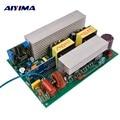 AIYIMA 1000 Вт DC12V к AC220V Чистая синусоида Инвертор солнечный конвертер энергии низкочастотный сердечник трансформатор инвертор мощность