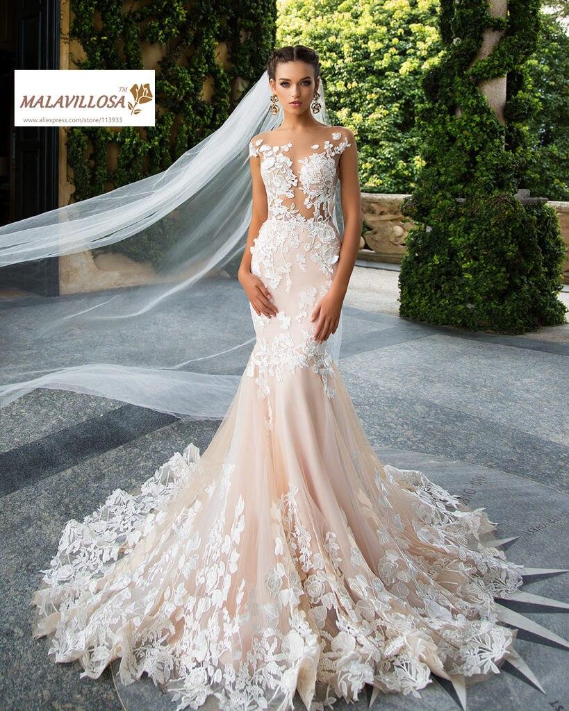 Old Fashioned Blush Wedding Dress Composition - All Wedding Dresses ...