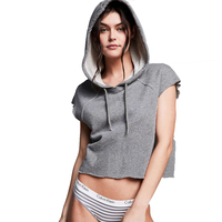 Hoodies Women T Shirt Cotton Loose Tops Sport Cropped Harajuku T Shirt Geek Camiseta Plus Size
