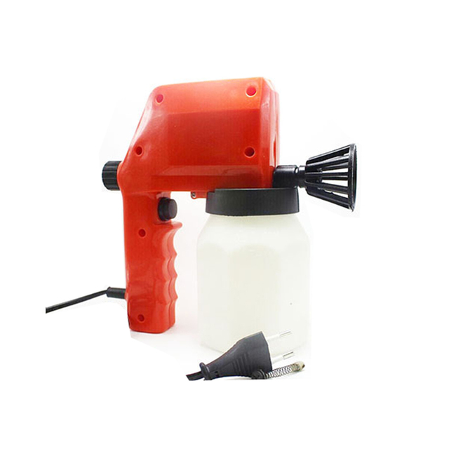 Paint Spray Gun 600ml 220V DIY electric spray gun Paint spray gun Free Shipping Electric Spray Gun PG-350