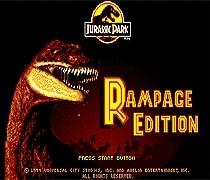 Jurassic Park Rampage Edition 16 bit MD Game Card For Sega Mega Drive For Genesis