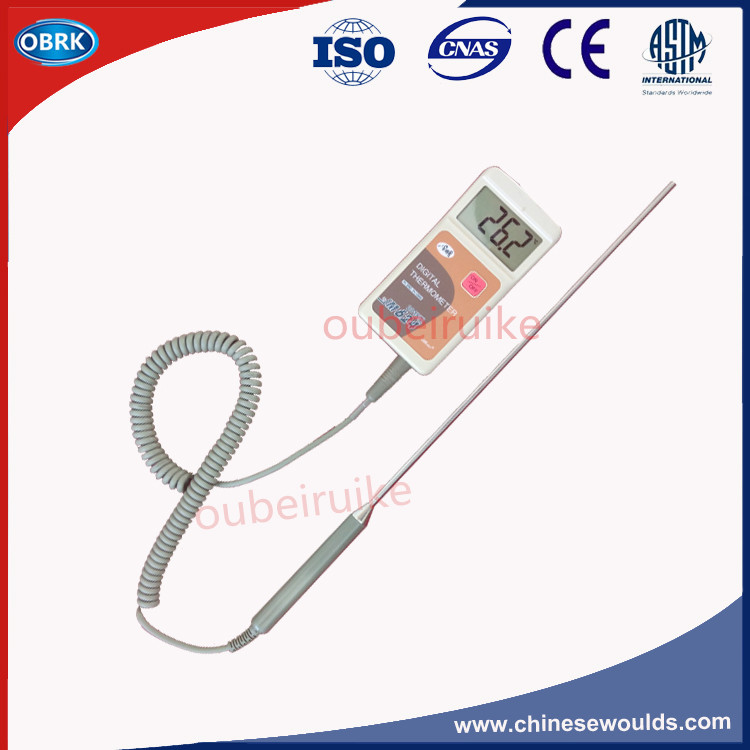 199 9 font b 50 b font Degree Digital Portable Thermometer High Precision Cryogenic Thermometer