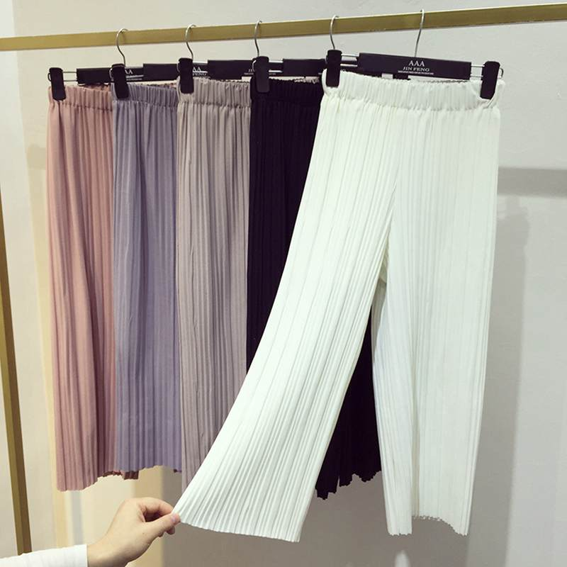 c06c3a9b2c0d4 Cheap ladies loose pants, Buy Quality pants ladies directly from China pleated  pants Suppliers: