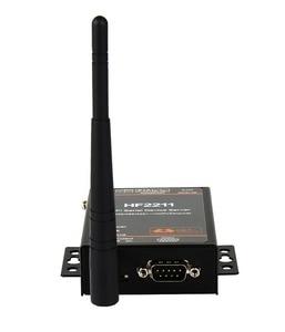Image 3 - Ce fcc HF2211 産業modbusシリアルRS232 RS485 RS422 に無線lanイーサネットデバイスtcp ip telnet 4 メートルフラッシュdtuシリアルサーバdtu