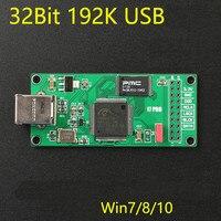 New 2017 CM6631A Audio IIS Digital Interface Asynchronous USB 192 K 32 Bit Compatible With Italian