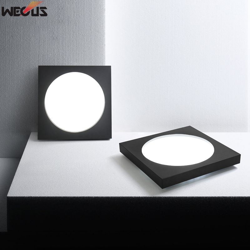 цены New product sales,Modern LED square mounted ceiling lamp, living room / bedroom / study room ceiling lamp,Diameter 35cm sales