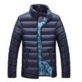 2016 Venda Quente Homens Jaqueta de Inverno Estilo Coreano Slim Fit Moda Quente Grosso Homens Casaco dos homens outwear roupas mz275