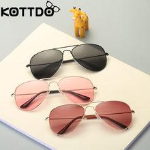 a8fed851f6 KOTTD sol UV400 gafas de sol lindo sol niños niña niño gafas de sol gafas  de regalo gafas de s