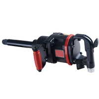 SAT1896 Pneumatic Wrench Twin Hammer Structure Heavy Duty 1 Pneumatic Wrench Air Impact Wrench Air Tools