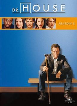 《豪斯医生 第一季》2004年美国剧情,悬疑电视剧在线观看