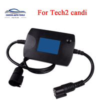 CANDI Module with cables Tech2 Diagnostic Scanner candi Diagnosis Connector Adapter Tech2 Candi Interface Work For G M Tech 2