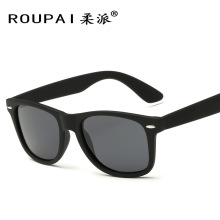 Male Classic Polarized Sunglasses Bright Retro Lady Sunglass