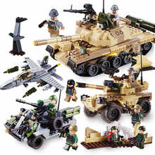 GUDI Models Building toy Compatible with G600019A 372PCS T-62 Tank Blocks