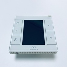 Enabled Z-Wave-Plus Programmable Mh7-Series Mcohome-Water/electrical-Heating-Thermostat