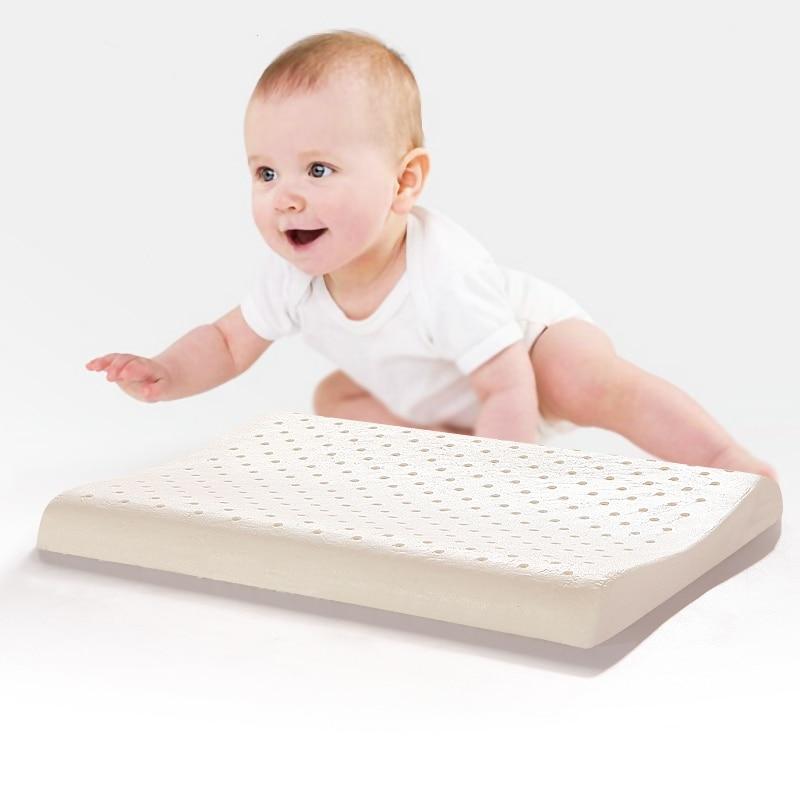 Kinglong l100% Kontur bantal Lateks Alam Untuk Bayi / Anak-Anak / - Tekstil rumah - Foto 6