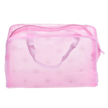 Portable Makeup Cosmetic Cases Bags Toiletry Travel Wash Toothbrush Pouch Organizer travel  Bag Make up Handbag