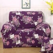 Lila Blumen Drucken 4 Jahreszeiten Ecke Sofa Abdeckung Fr Wohnzimmer Multi Grsse Stretch Abdeckungen