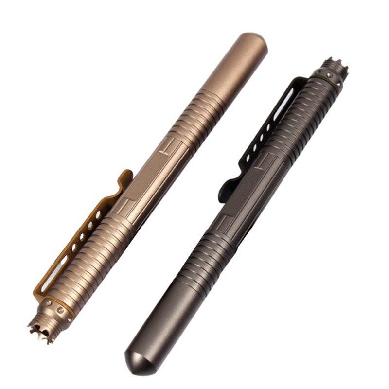 Portable Tactical Pen Touch Screen Pen Self Defense Supplies Protection Tool Aviation Aluminum Tool Laix B1