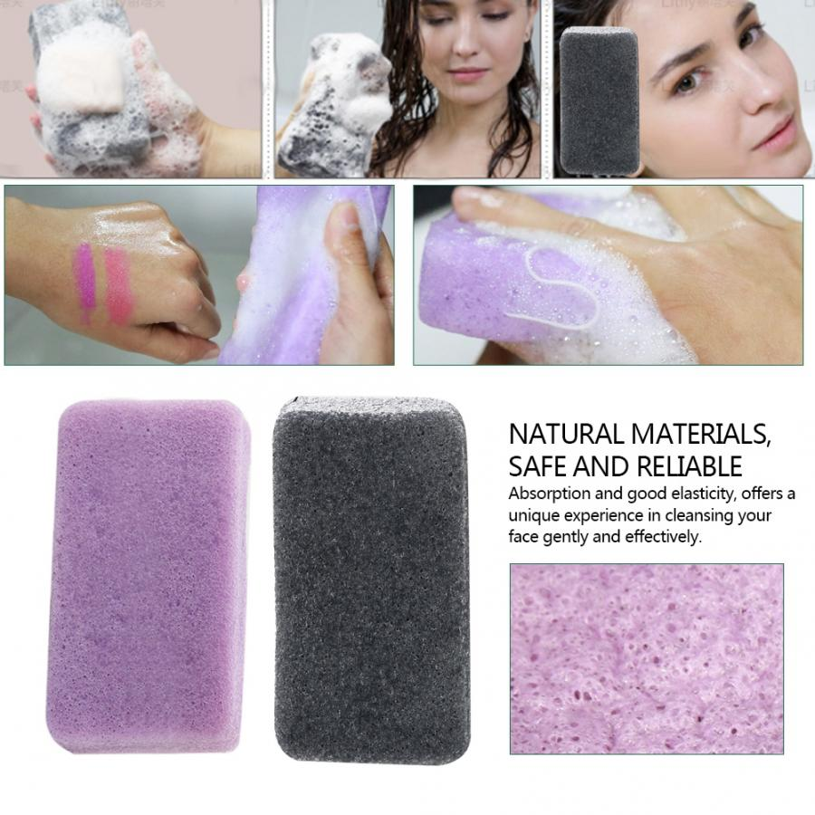 Body Wash Sponge Organic Gentle Soft Bath Body Washing Puff Skin Care Tools Wash Cleaning Puff Cosmetic Puff