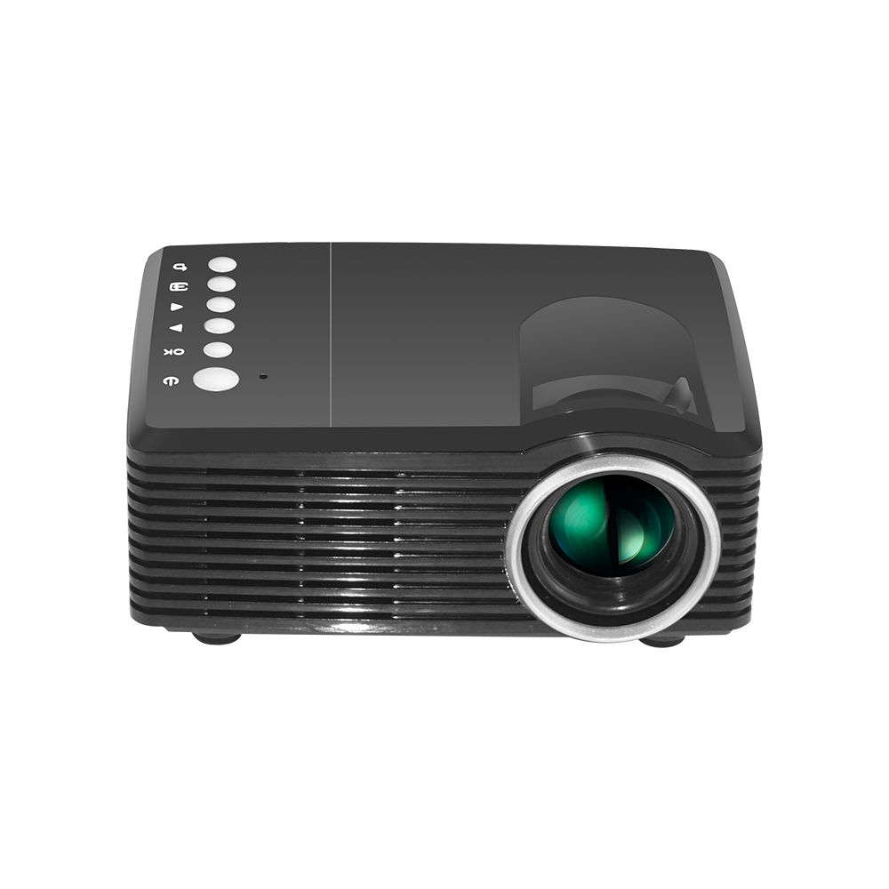 Best Hd Home Theater Multimedia Lcd Led Projector 1080: 2018 New Home Projectors Theater LCD 1080P HD Multimedia