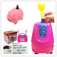 Electric Balloon Inflator Pump 220V 230V High Quality Air Blower Ballon Party Decoration Accessories Baloon Portable
