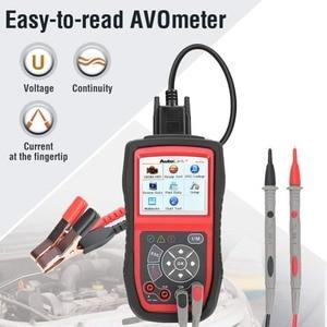 Image 4 - Autel AutoLink AL539B OBD2 Scanner Auto Code Reader OBDII Diagnostic Tool Battery Tester Electrical Test Automotive Tools OBD II